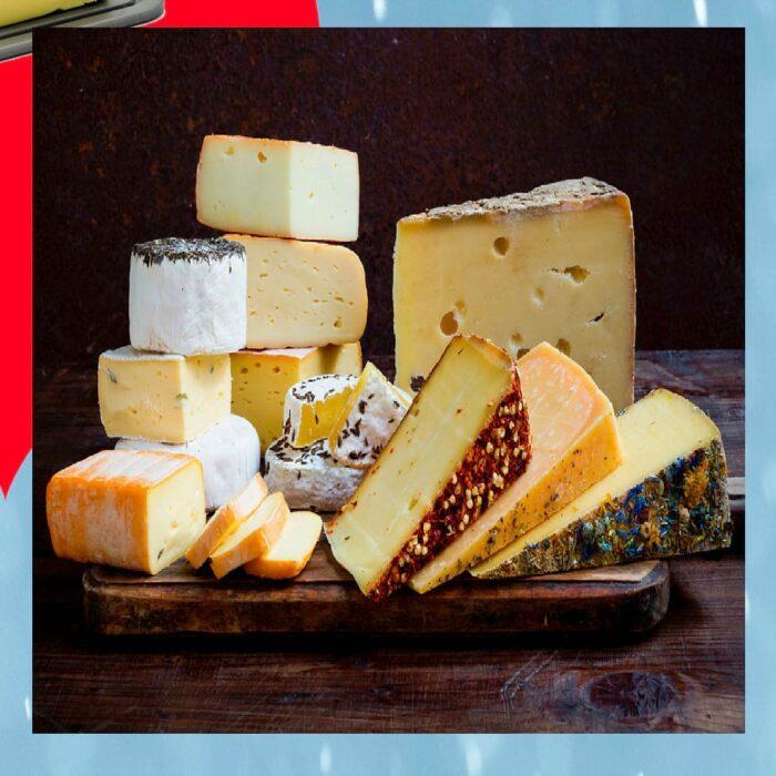 сырные продукты
