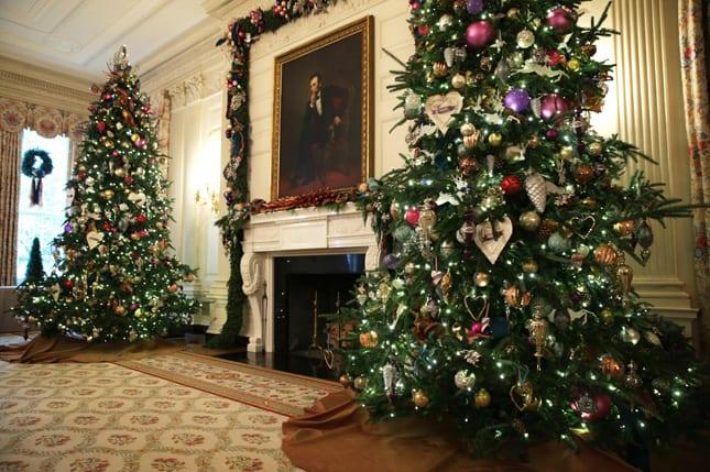 Как красиво украсить елку на Новый год