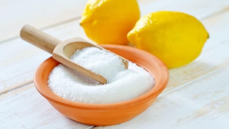 Как можно использовать лимонную кислоту в быту
