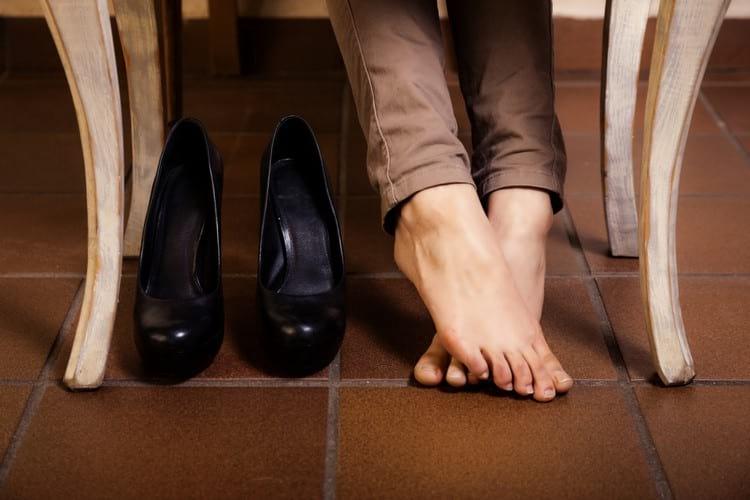 что сделать чтобы не натирали новые туфли