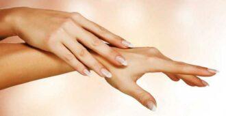 Как отбелить руки