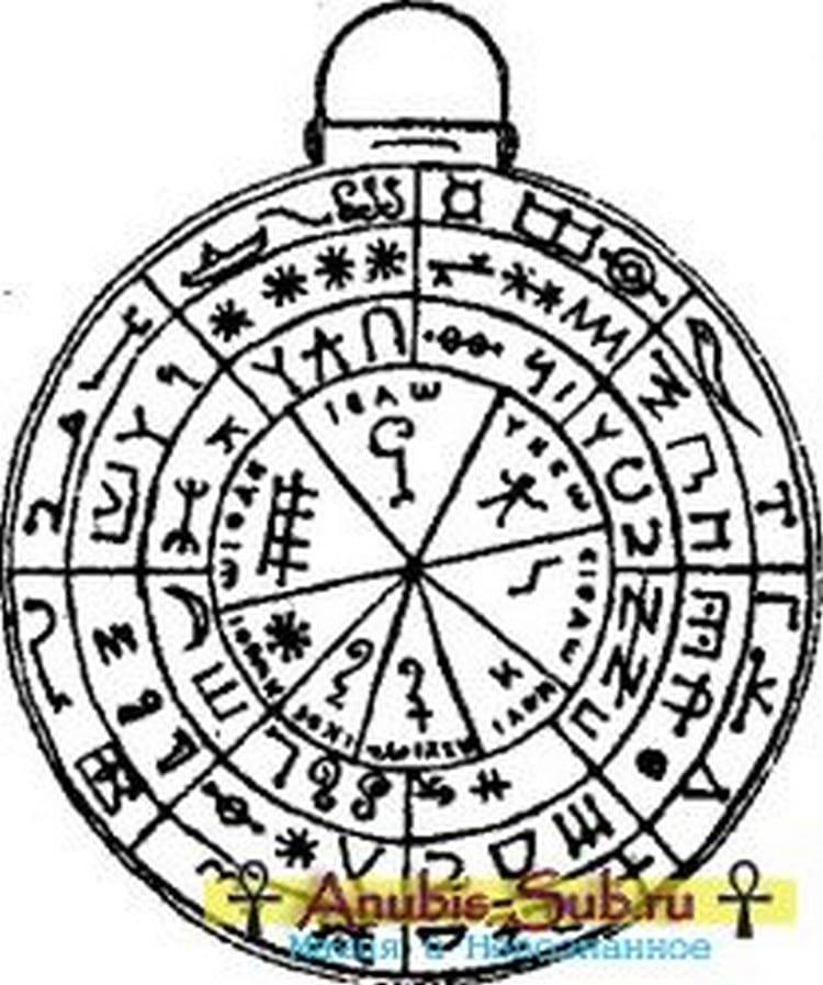 магический алфавит