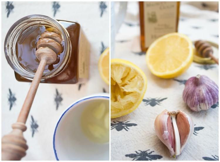 чеснок мед лимон для чистки сосудов