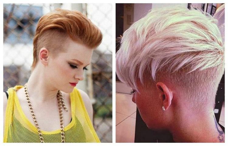 Модные стрижки на короткие волосы с челкой: подборка фото