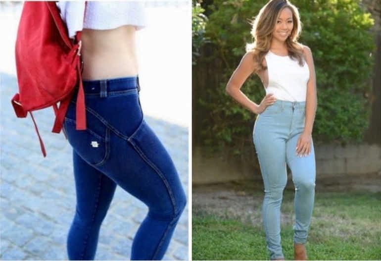 Корректирующие джинсы