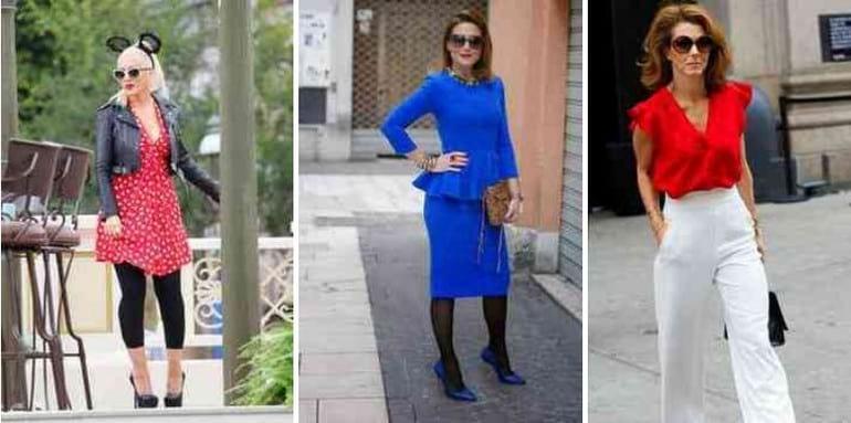Как одеваться женщинам за 40: тщательный выбор собственного стиля
