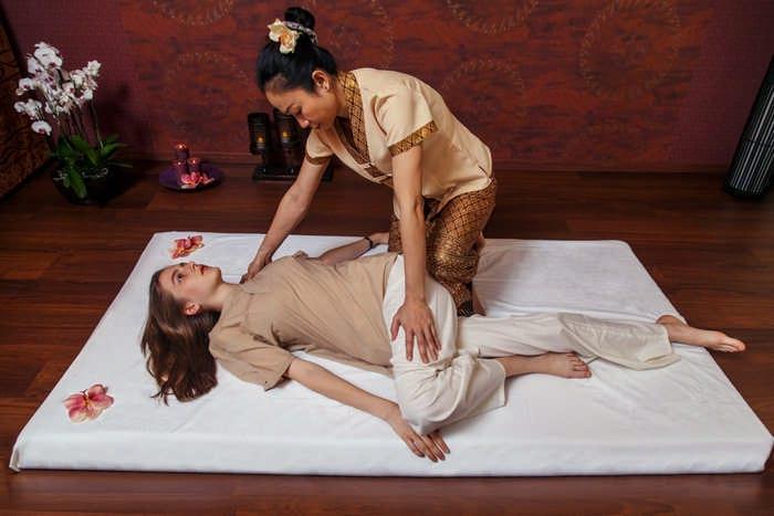 Волшебство и суть тайского массажа