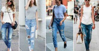 Советы от стилистов: с чем носить джинсы летом