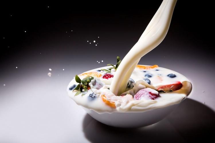 чем отличается йогурт от кефира