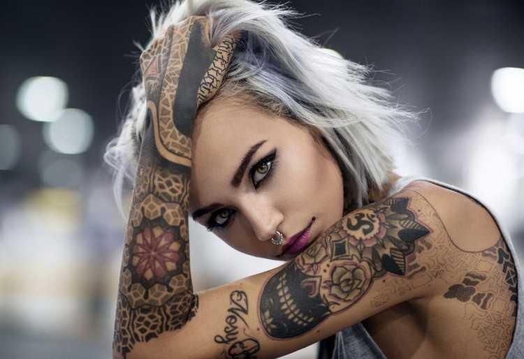 Как татуировка влияет на характер и судьбу человека