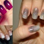 идеи дизайна ногтей гель лаком