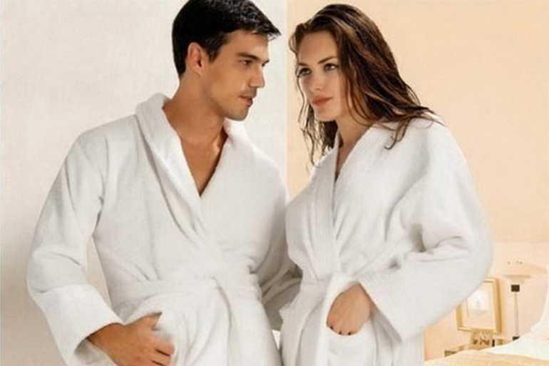 сшить халат без выкройки