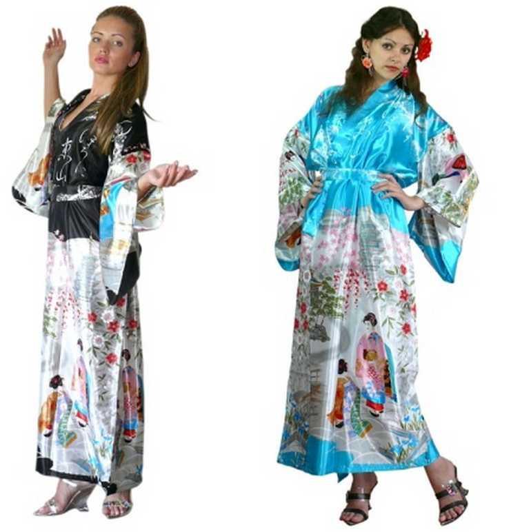 Как сшить домашний халат без выкройки: разные приемы и модели