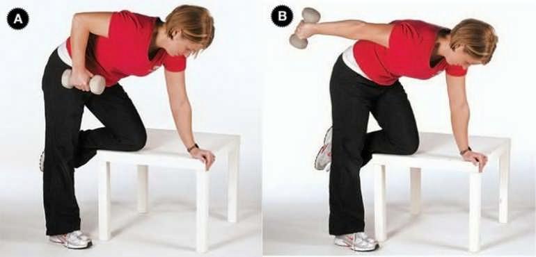Как убрать жир с подмышек в домашних условиях при помощи упражнений и не только