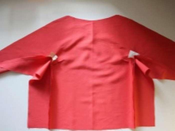 9da915eefc2 Как сшить блузку своими руками без выкройки  готовимся к лету