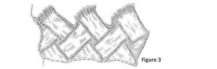 Как освоить технику вязания энтерлак и примеры потрясающих работ