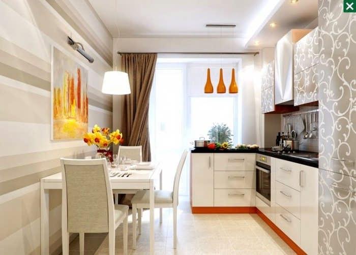 Как выбрать современные шторы на кухню: лучшие идеи для дизайна