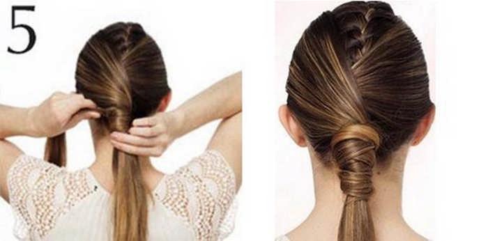 Инструкция для начинающих: как заплести французскую косу самой себе