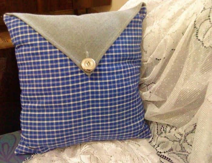 Как сшить декоративную подушку своими руками, как сделать буквы-подушки