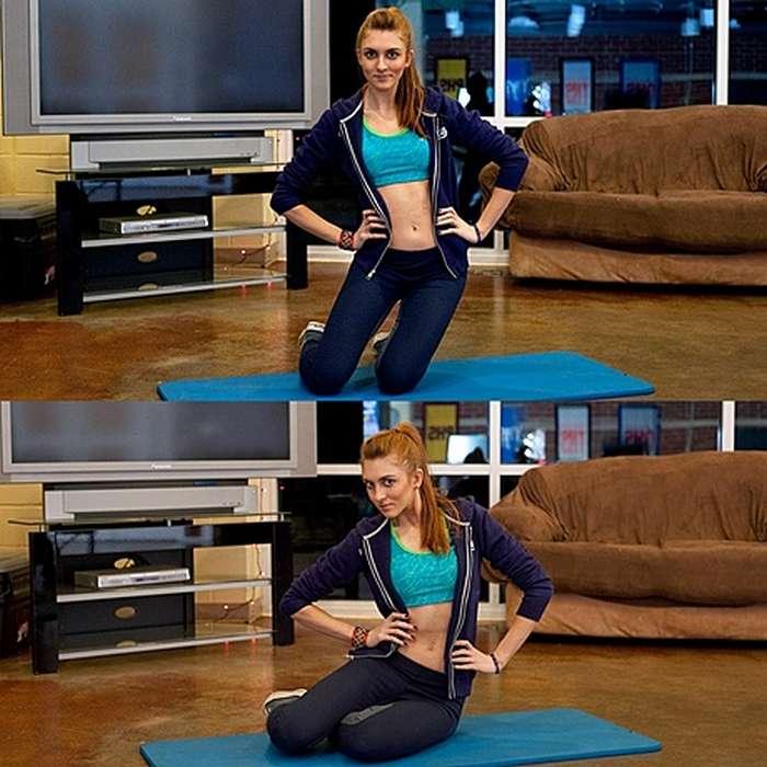 Эффективные домашние упражнения для всегда молодых девушек