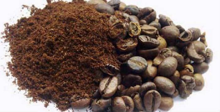 хна и кофе