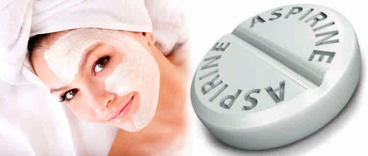 Полезные и эффективные аспириновые маски для лица и волос