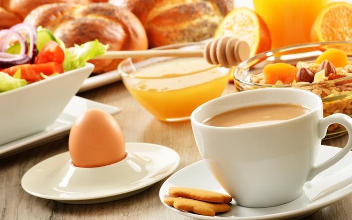 Полезные завтраки для похудения