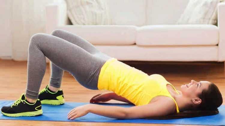 Домашняя физкультура для похудения: 20 эффективных упражнений