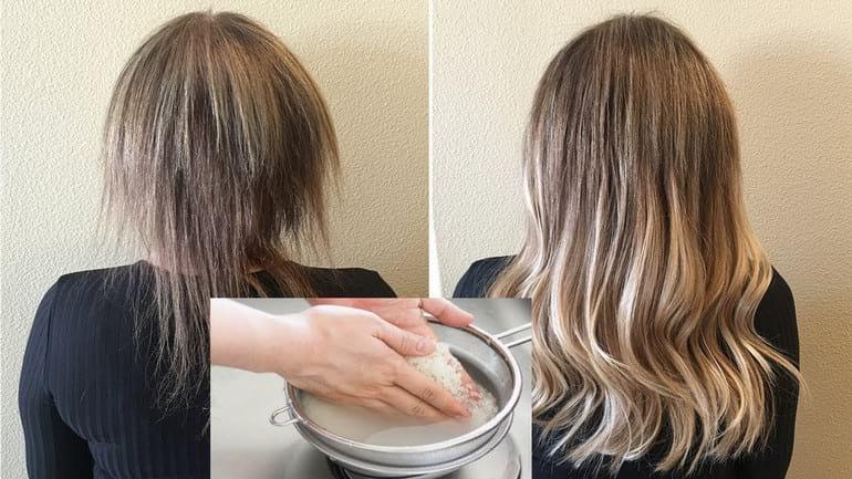 В какой воде мыть волосы новые фото