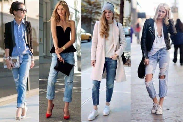 Модные женские джинсы - обзор стилей, актуальных в 2018 году
