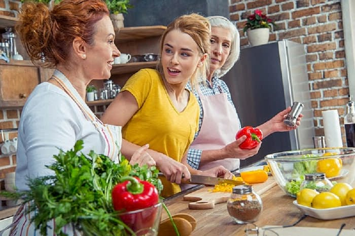 Правильное питание для женщин после 50 лет