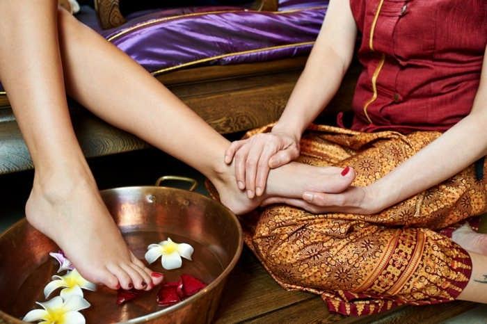 суть тайского массажа