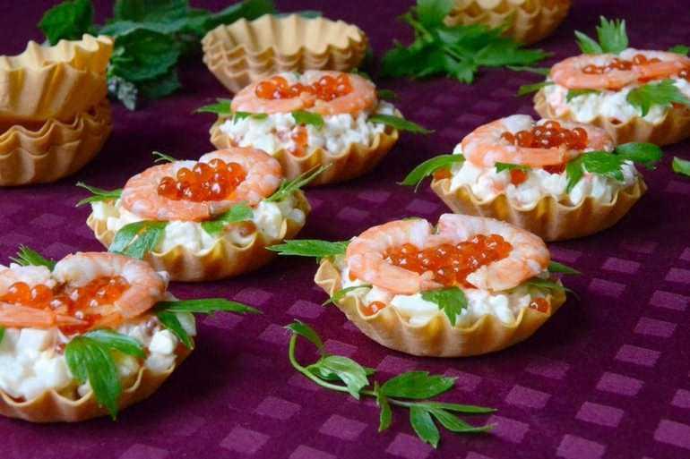 Красивые и вкусные закуски