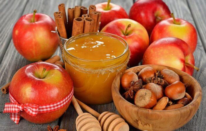 медовый, яблочный и ореховый Спас