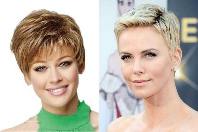 Женские прически для коротких волос: подбор стрижки по форме лица