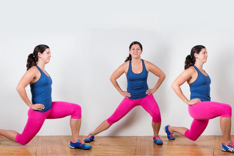 3 упражнения от Анны Куркуриной гарантировано уберут жир с ягодиц и бедер
