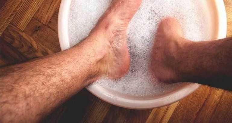 Почему горят стопы ног