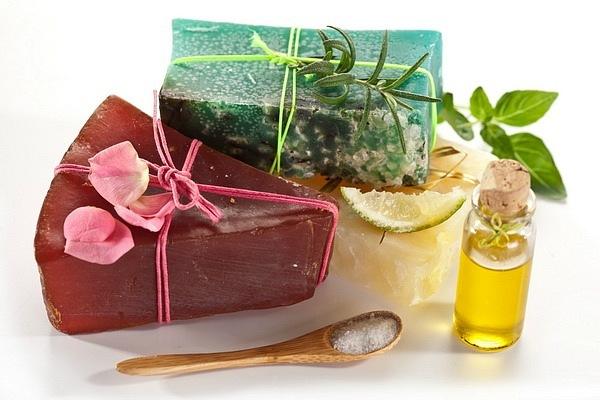 Ароматические составы домашнего мыла