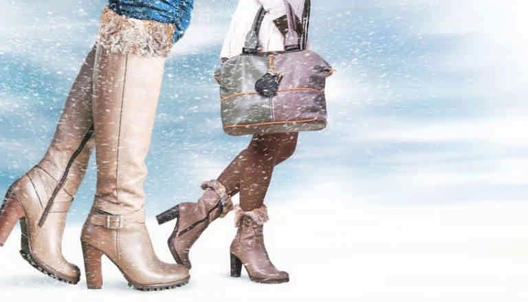 Зимняя обувь 2017